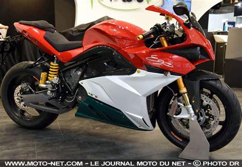 MotoGP - Les motos électriques de la coupe du monde FIM ...