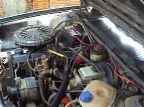 motor do santana 1.8 - YouTube