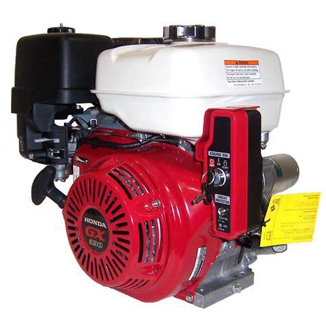 Motor Estacionario Honda Bencinero GX390 13 HP Arranque ...