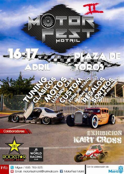 MOTOR FEST MOTRIL | motrilturismo.com