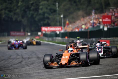 Motor Racing   Formula One World Championship   Belgian ...