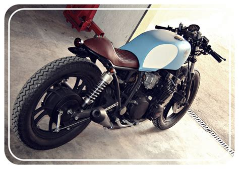 Motorcycle #06#   Cafe Racer Madrid