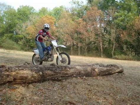 Motorcycle Riding - Trials Training - YouTube