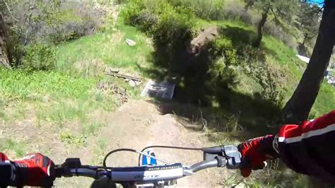 Motorcycle Trials Riding, Golden Colorado - YouTube