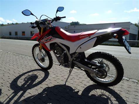 Motorrad Occasion kaufen HONDA CRF 250 L Meyer ...