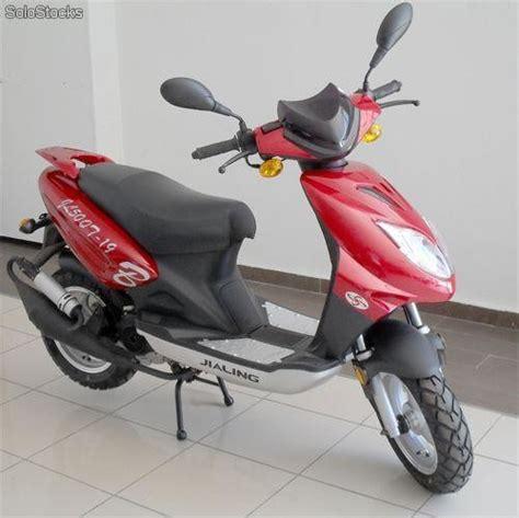 Motos 50 cc marca Jialing JL50QT-19