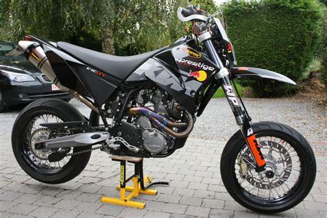 Motos Casco: Ktm 640 prestige