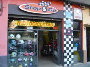 Motos Casco: Motos net valencia