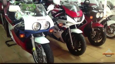 Motos clasicas de los 80   Reportaje 1   YouTube