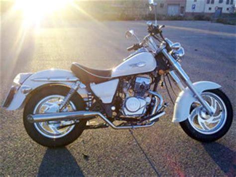 Motos custom 125 baratas