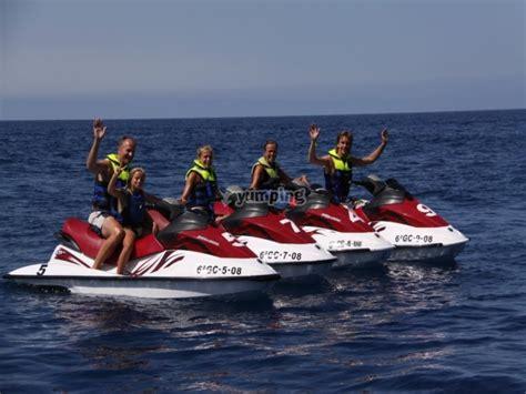 Motos de agua para dos personas Lanzarote 20 min - Ofertas ...