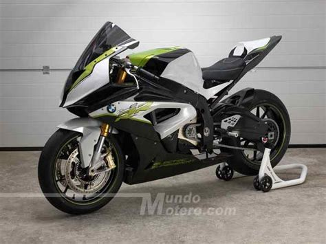 Motos Electricas BMW eRR concept