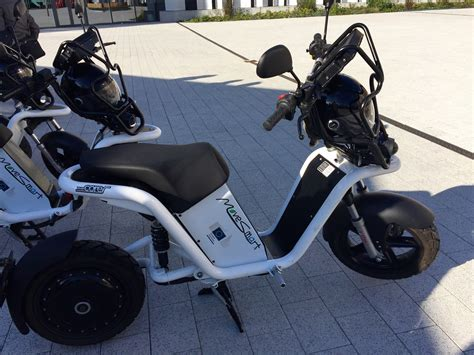 motos electricas « Notas de prensa