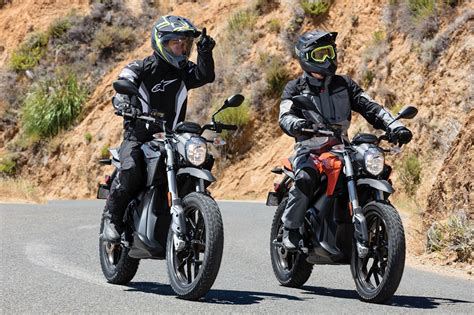 Motos Eléctricas Zero 2017 | Moto1Pro
