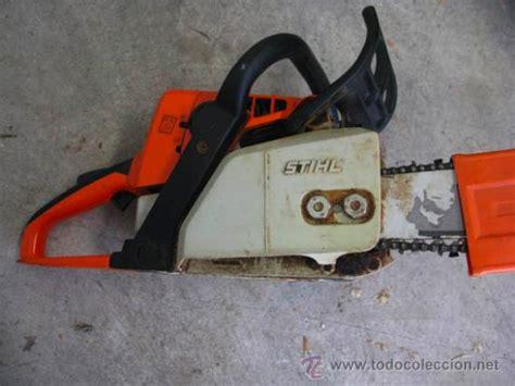 motosierra marca stihl modelo 023, funciona cor - Comprar ...