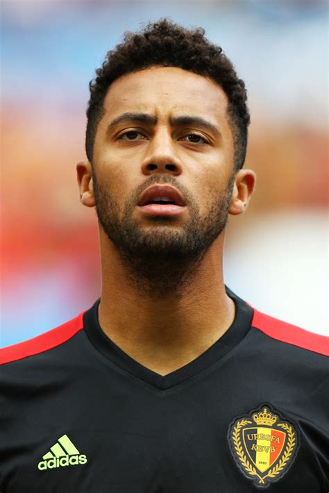Mousa Dembele in Belgium v Republic of Ireland   Group E ...