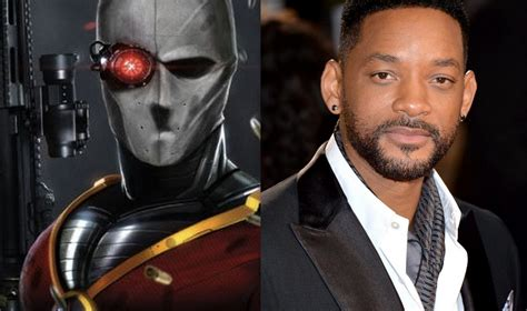 Movie News: Will Smith's First 'SUICIDE SQUAD' On-Set ...