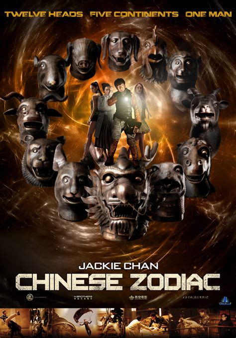 Movie Review: Chinese Zodiac ~ Geek With Mak
