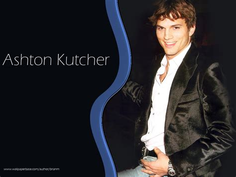 Movie Zone: Ashton Kutcher - Wallpapers