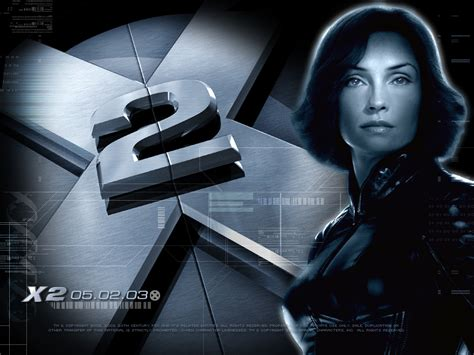 MOVIES: X 2  X men 2  [Alone in my room]