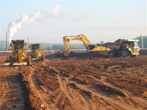 Movimiento de tierras: Desmonte, vaciado y terraplenado ...