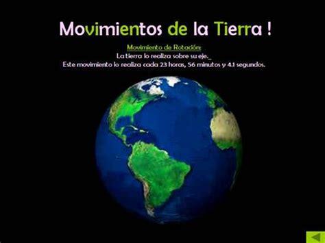 Movimientos de la Tierra ! |authorSTREAM