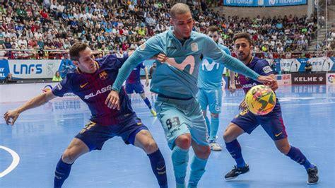 Movistar Inter   Barcelona en directo: Final de Liga 17/18 ...