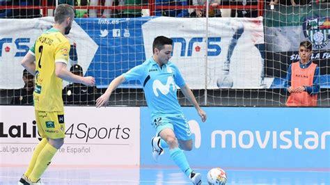Movistar - Jaén en directo, playoffs: semifinales LNFS ...