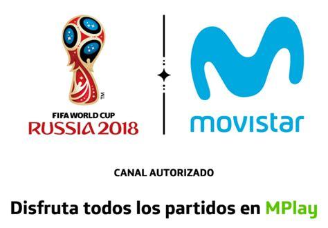 Movistareate y disfruta la Copa Mundial de la FIFA Rusia 2018™