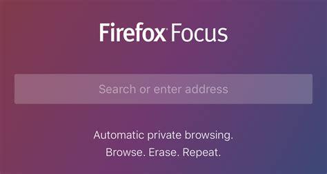 Mozilla Launches Firefox Focus, a Standalone Private ...