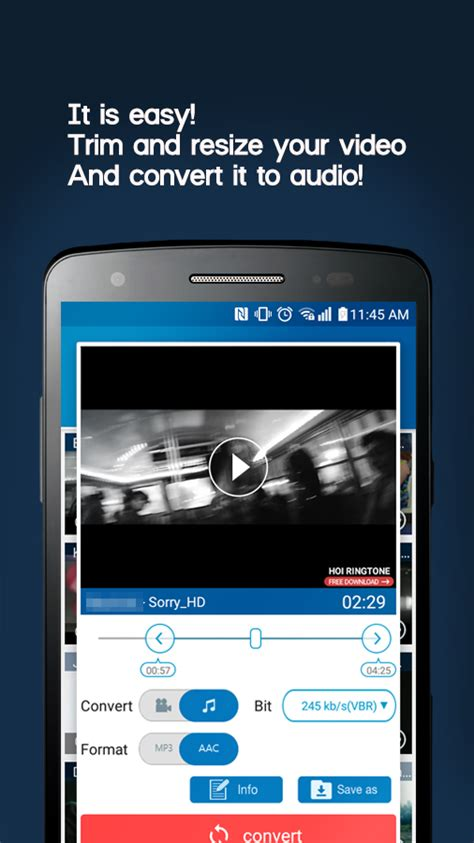 MP3 Video Converter - Android Apps on Google Play