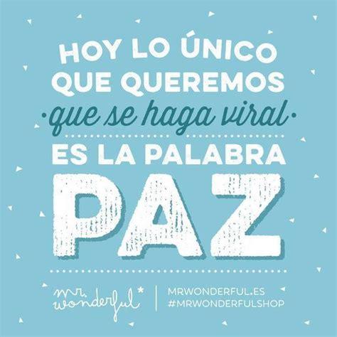 Frases Bonitas De La Paz Seonegativo Com