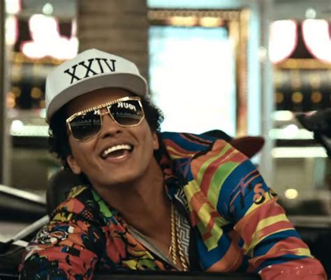 Ms. Dynasty | Bruno Mars Releases Official Video For 24K Magic