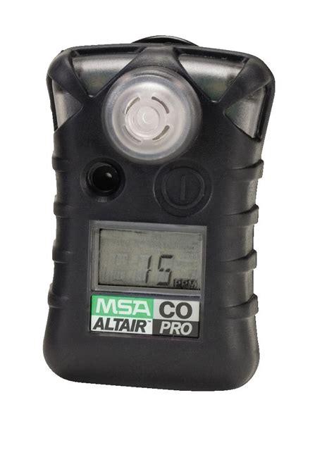 MSA Altair Pro Single Gas Detector   Carbon Monoxide  CO ...