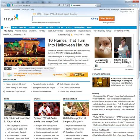 Msn Hotmail Latinoamerica | Autos Post