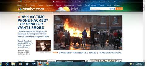 Msn news headlines