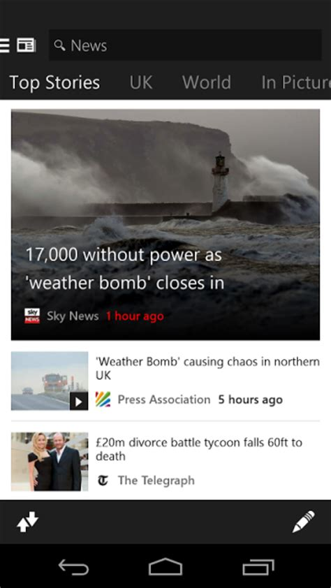 MSN News – Breaking Headlines | Download APK for Android ...
