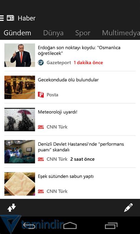MSN News İndir   Android için MSN Haber Uygulaması   Tamindir