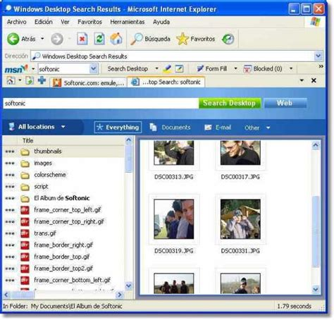 MSN Search Toolbar   Download