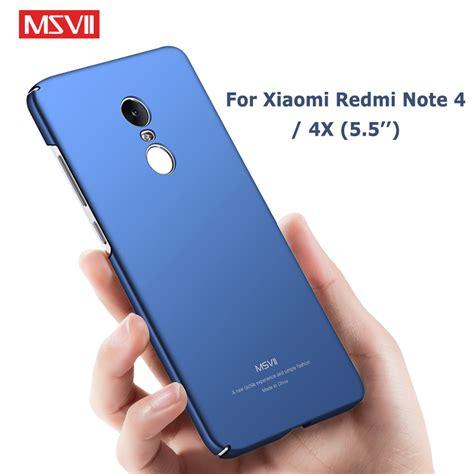 MSVII Cases For Xiaomi Redmi Note 4 Case Cover For xaomi ...