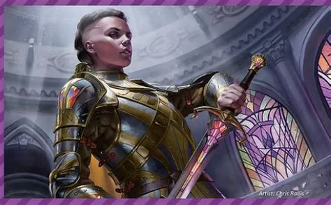 MTG Realm: Dominaria Art Preview