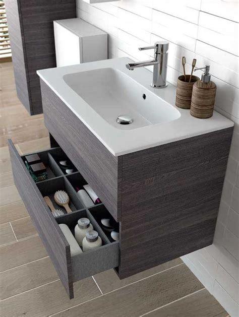 Mueble baño y lavabo Fussion Line Salgar   Baño Decoración