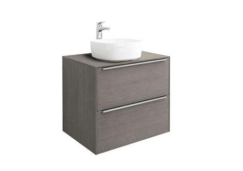 Mueble base Roca Inspira para lavabo sobre encimera 600 mm