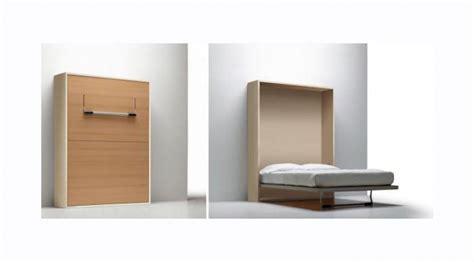 Mueble cama de matrimonio de líneas depuradas. | Sofas ...