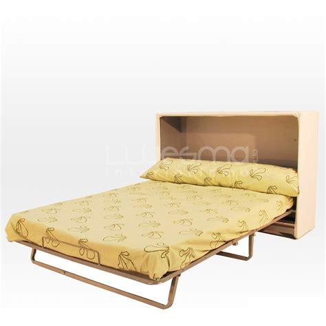Mueble cama matrimonio 135 de ES Interiorismo. Puf cama y ...