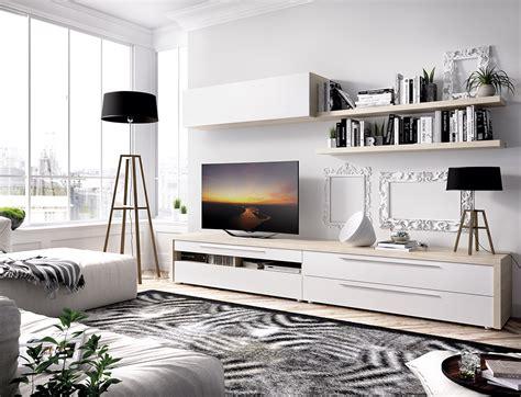 Mueble Comedor Blanco y Natural de 278   Casaidecora.com