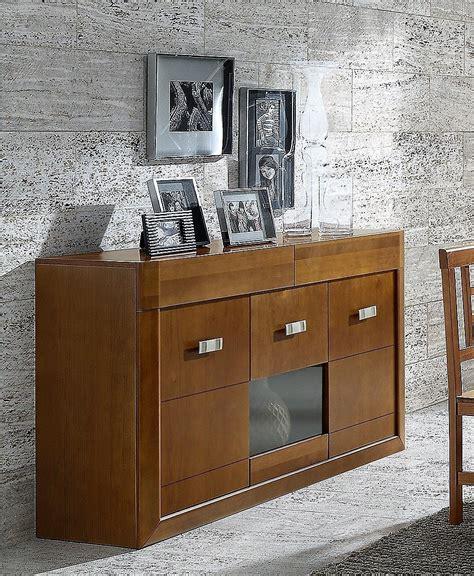 Mueble comedor colonial madera lacado 79-NV517 | Mobles Sedaví