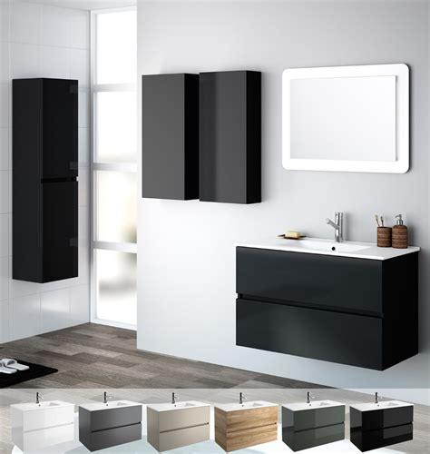 Mueble de baño Fussion Line 90 de Salgar