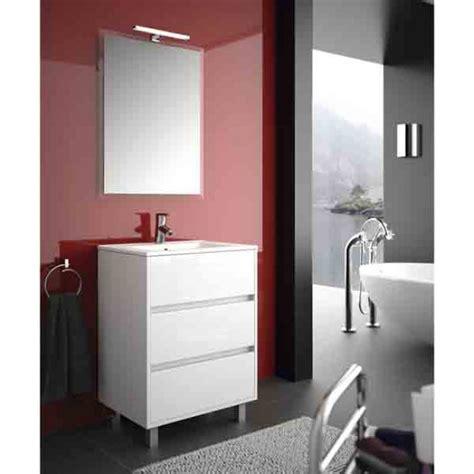 Mueble de baño Salgar Arenys Blanco