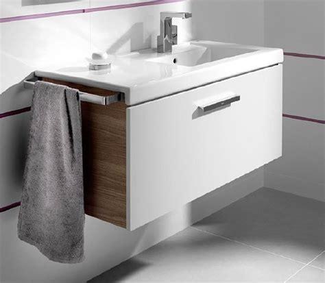 Mueble de baño Unik Prisma 1 cajon Roca | Baño Decoración